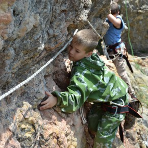 Детский спортивный лагерь Крым