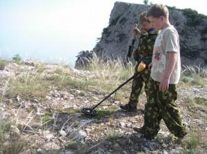 Спортивный детский лагерь Крыму